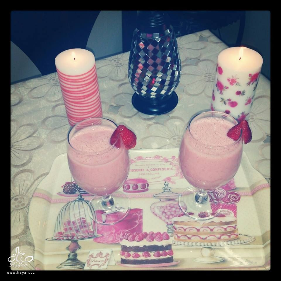 عصير فراولة والحليب hayahcc_1427183398_922.jpg