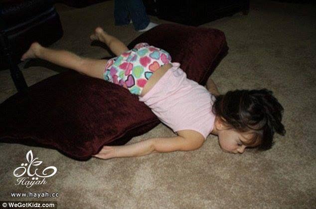 أطفالٌ لا يقاومون النوم hayahcc_1427521030_787.jpg