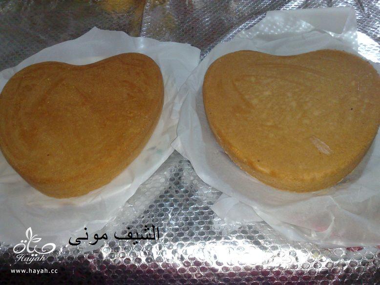 تورتة الفاكهة والشوكولاته للمبتدئات من مطبخ الشيف مونى بالصور hayahcc_1427968350_101.jpg