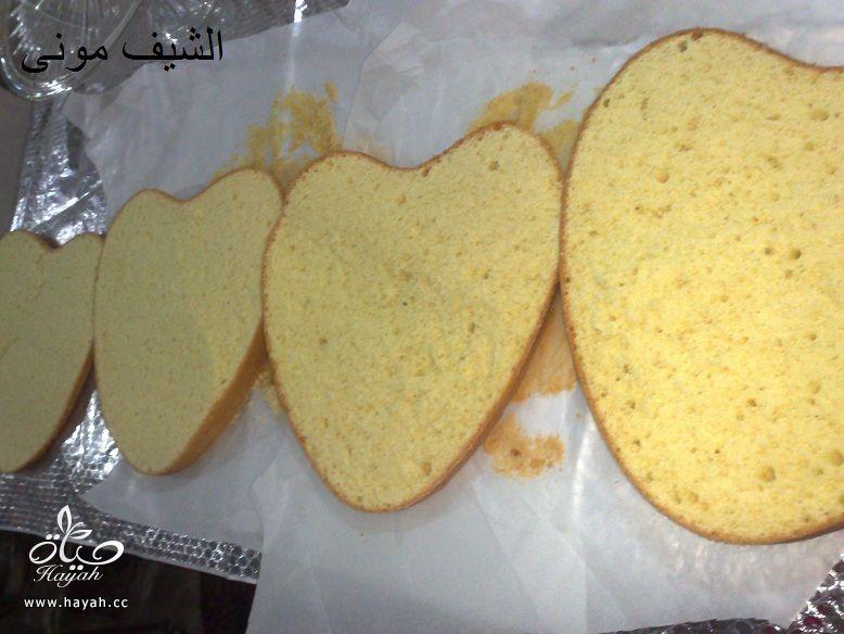تورتة الفاكهة والشوكولاته للمبتدئات من مطبخ الشيف مونى بالصور hayahcc_1427968351_827.jpg
