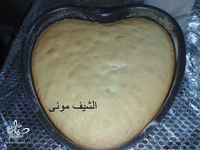 تورتة الفاكهة والشوكولاته للمبتدئات من مطبخ الشيف مونى بالصور hayahcc_1427968356_211.jpg