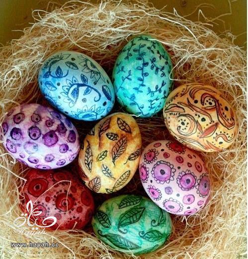 تزيين البيض بأشكال تحفة hayahcc_1428748343_410.jpg