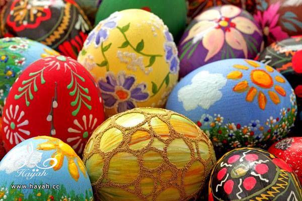 تزيين البيض بأشكال تحفة hayahcc_1428748343_732.jpg