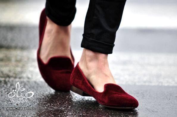 أحذية بلون التوتي المريحة hayahcc_1429602328_739.jpg