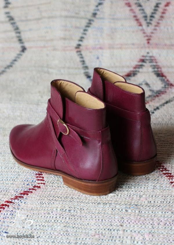 أحذية بلون التوتي المريحة hayahcc_1429602329_435.jpg