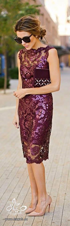 جمال اللون التوتي في الفساتين hayahcc_1429602820_380.jpg