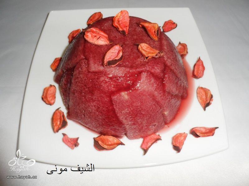 بودينج الفراولة من مطبخ الشيف مونى بالصور hayahcc_1430390755_501.jpg