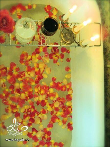 لتغيير أجواء حمامك عليك بالورود hayahcc_1430559237_553.jpg