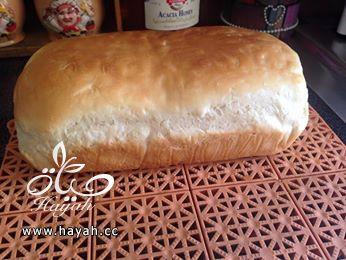 عمل خبز التوست المنزل