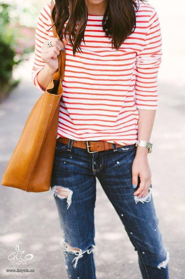 ملابس مخططة باللون الأحمر جميلة hayahcc_1431942047_956.jpg