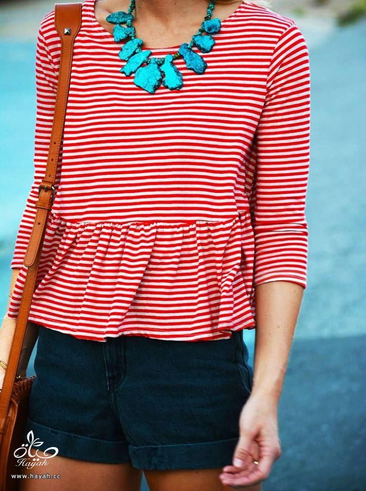 ملابس مخططة باللون الأحمر جميلة hayahcc_1431942048_394.jpg