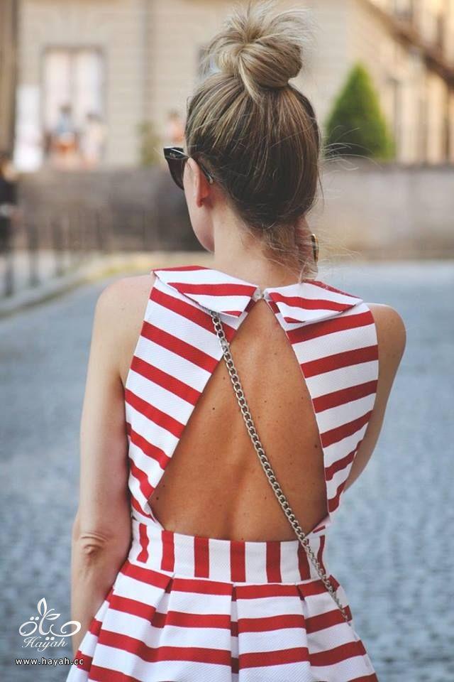 ملابس مخططة باللون الأحمر جميلة hayahcc_1431942048_794.jpg