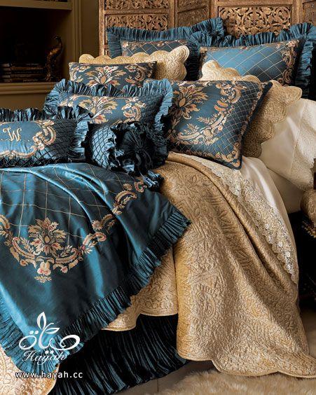 مفارش سرير روعه , صور مفارش سراير ، احدث صور مفارش السرير hayahcc_1431947270_281.jpg