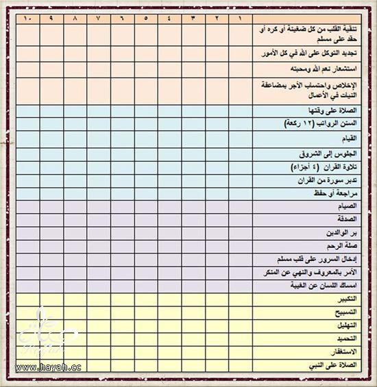 ما هو جدولك في رمضان؟ hayahcc_1432179502_494.jpg