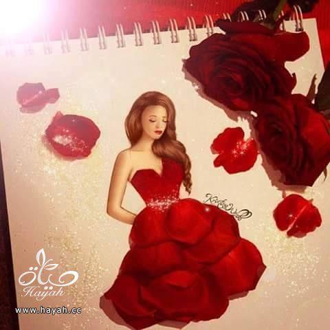 أجمل الرسوم بالورود hayahcc_1432975775_418.jpg