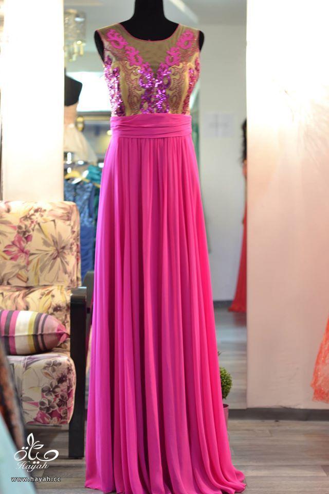 تشكيلة رائعة لفساتين السهرة hayahcc_1434485077_948.jpg
