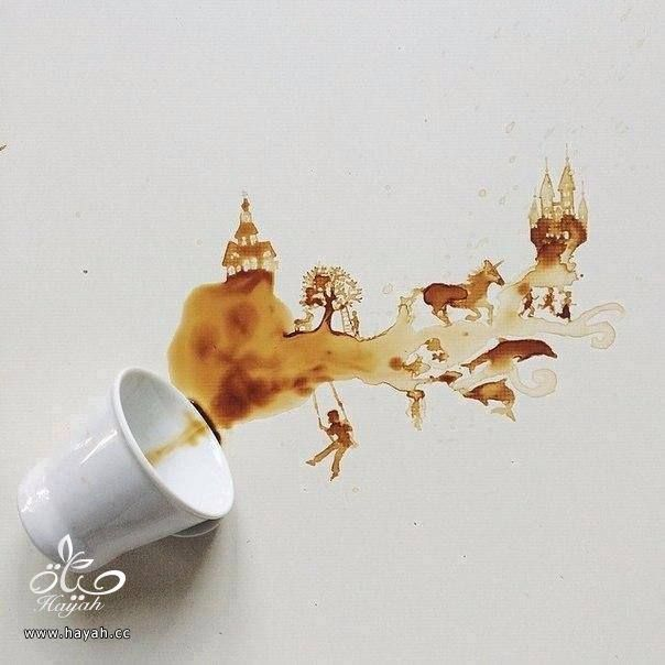 فن الرسم بالقهوة hayahcc_1434531010_295.jpg