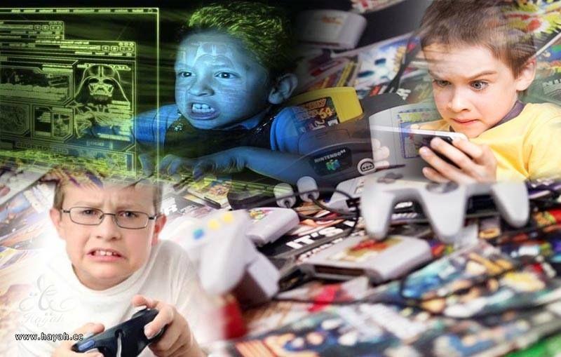 ما ضرر الألعاب الإلكترونية على الأطفال hayahcc_1435391213_872.jpg