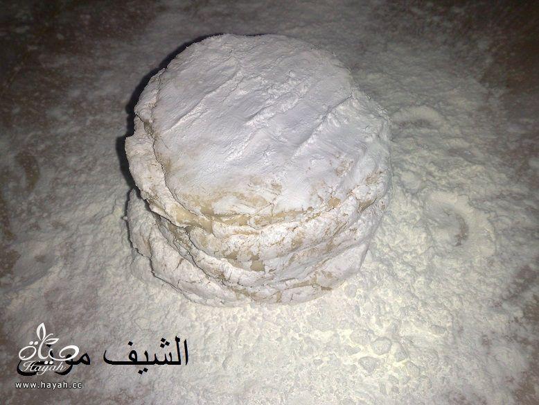 وربات بقلاوة بالفستق من مطبخ الشيف مونى hayahcc_1435801750_201.jpg