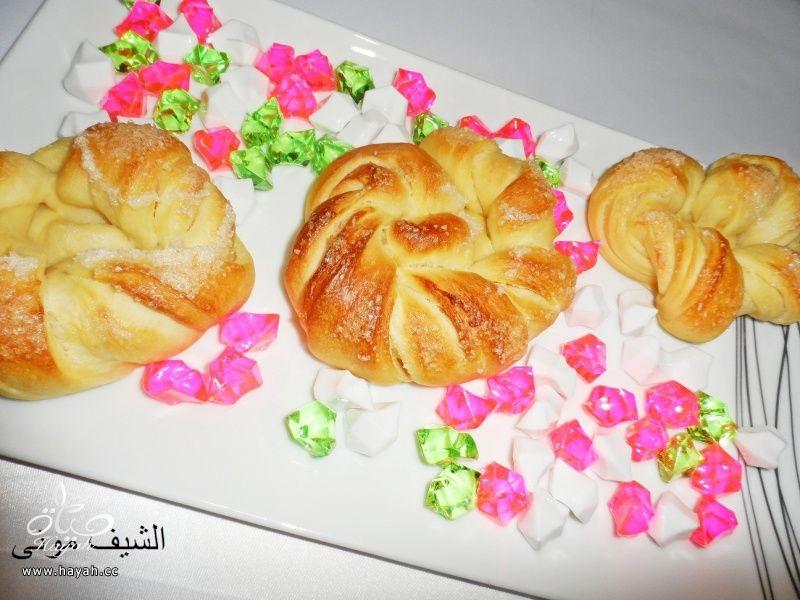 فطاير مبرومة بالسكر من مطبخ الشيف مونى بالصور hayahcc_1436042747_951.jpg