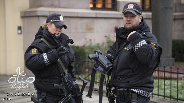 الشرطة النرويجية لم تطلق سوى رصاصتين خلال العام الماضي hayahcc_1436603341_537.jpg