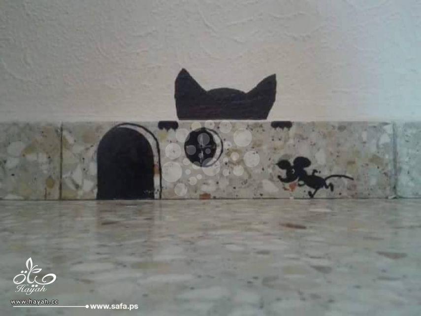 إبداع في خلق لوحات فنية من شقوق البيت hayahcc_1436606473_734.jpg