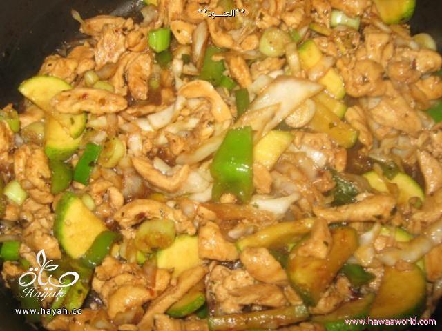 دجاج بالصوص من المطبخ الصيني, دجاج رائع ولذيذ hayahcc_1437947457_773.jpeg