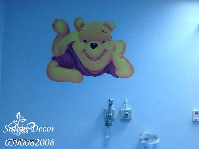 كتالوج صور رسم على الجدران والأسقف 2016 - رسم مناظر طبيعية - ابداع رسم غرف الأطفال hayahcc_1438521276_676.jpg