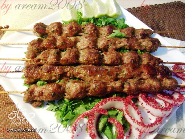 كباب اللحم طري ولذيذ hayahcc_1438584869_286.jpg