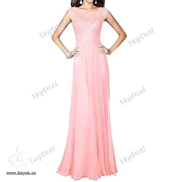 مجموعة من الفساتين،كوني جميلة ومستعدة لجميع المنسبات hayahcc_1439539903_586.jpg