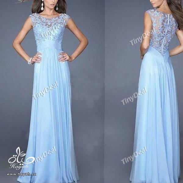 مجموعة من الفساتين،كوني جميلة ومستعدة لجميع المنسبات hayahcc_1439539903_820.jpg