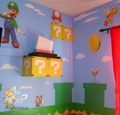 غرفة أطفال شكل لعبة ماريو hayahcc_1439636913_206.jpg
