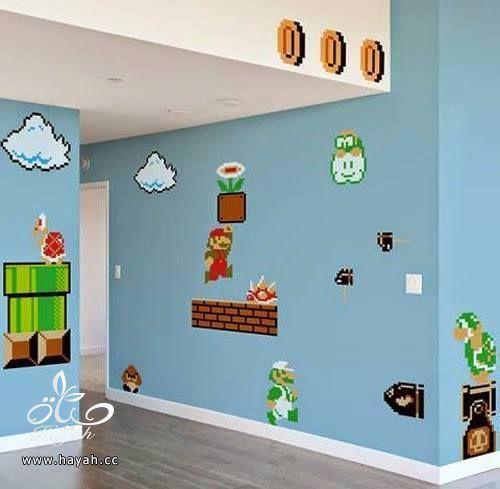 غرفة أطفال شكل لعبة ماريو hayahcc_1439636913_217.jpg