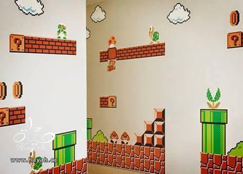 غرفة أطفال شكل لعبة ماريو hayahcc_1439636913_409.jpg