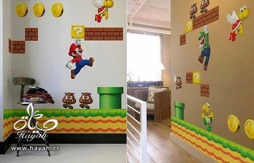 غرفة أطفال شكل لعبة ماريو hayahcc_1439636913_796.jpg