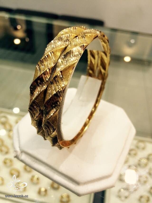 مجموعة ناعمة من الخواتم الذهب hayahcc_1440499498_835.jpg
