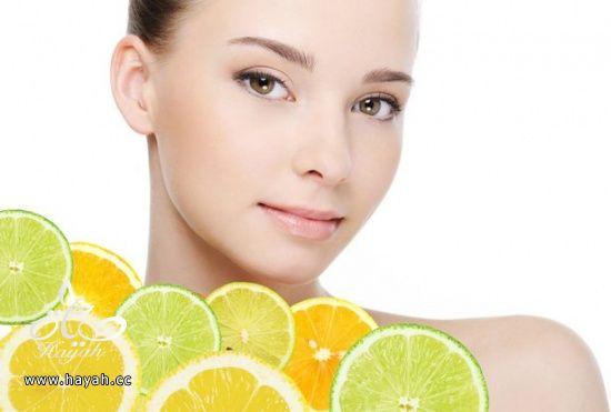وصفات للعناية بالبشرة أساسها الليمون hayahcc_1440630332_380.jpg