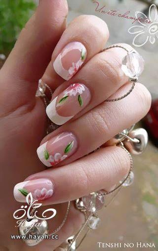 طلاء أظافر العروس رومنسي و جميل hayahcc_1440633145_402.jpg