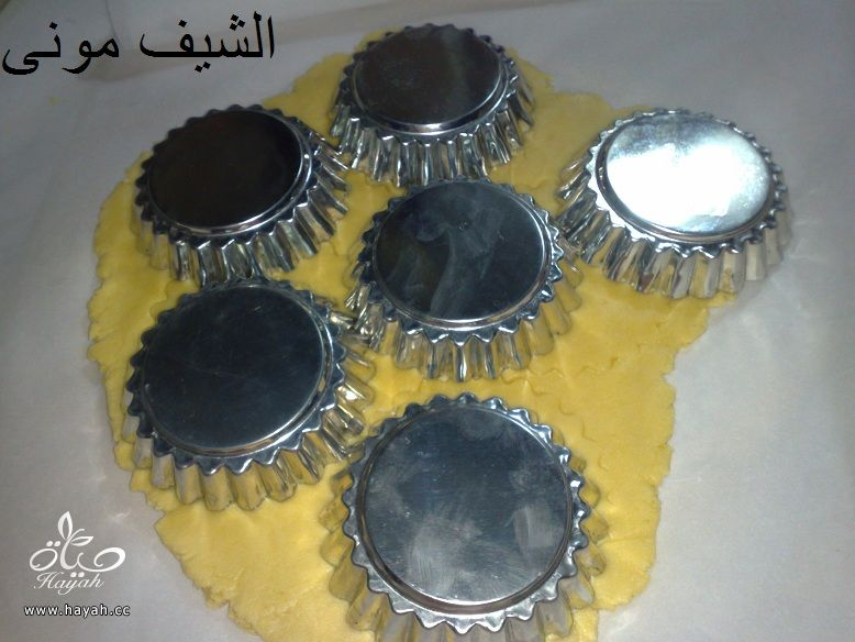 مينى تارت الشوكولاته من مطبخ الشيف مونى بالصور hayahcc_1440676109_920.jpg