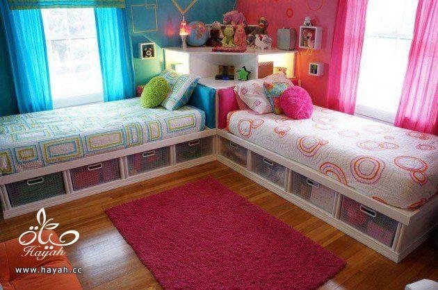 بالصور طرق إبداعية لترتيب غرف الأطفال hayahcc_1440751589_353.jpg