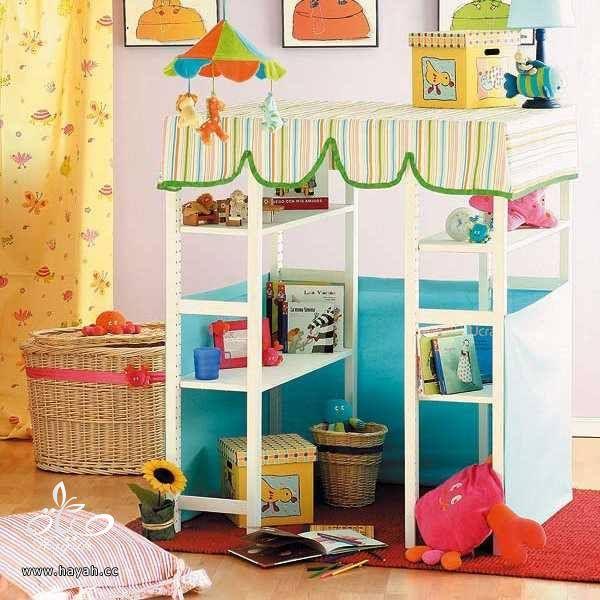 بالصور طرق إبداعية لترتيب غرف الأطفال hayahcc_1440751590_400.jpg