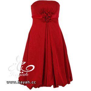 فساتين قصييييرة باللون الأحمر تلبسينها لزوجك أو في سهرة نسائية ^^ hayahcc_1440827530_897.jpg