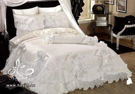 مفارش سرير ليلة الدخلة   الحياة السعيدة