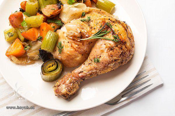 وصفة سهلة لدجاج مع الخضار لأصحاب الريجيم hayahcc_1441726819_996.jpg