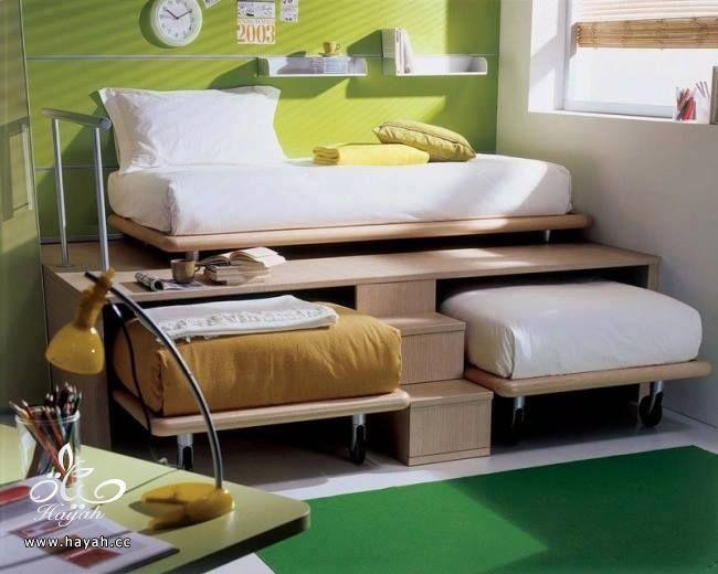 استغلال المساحة الصغيرة في غرفة النوم hayahcc_1441921044_349.jpg