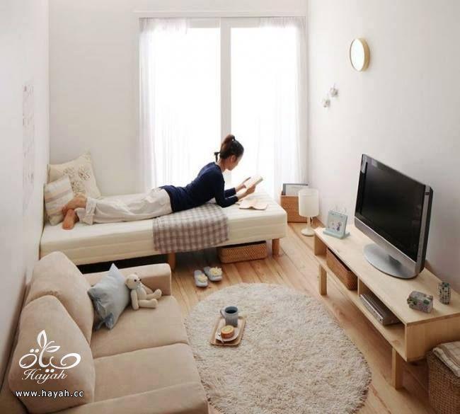 استغلال المساحة الصغيرة في غرفة النوم hayahcc_1441921047_456.jpg