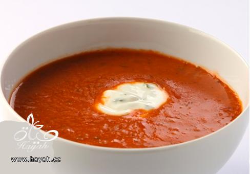 وصفة شوربة الطماطم من إختياري hayahcc_1441976750_587.png