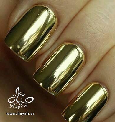 مناكير باللون الذهبي hayahcc_1442075005_576.jpg