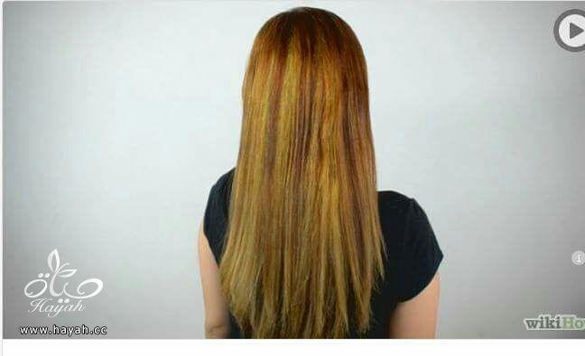 افضل طريقة لفرد الشعر من التموجات بالصور hayahcc_1442078506_679.jpg