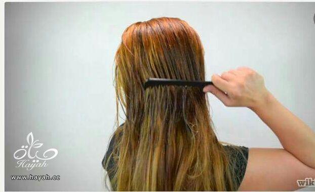 افضل طريقة لفرد الشعر من التموجات بالصور hayahcc_1442078507_896.jpg